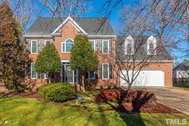 1803 Castalia Drive, Cary, NC 27513 (#2361703) :: Classic Carolina Realty