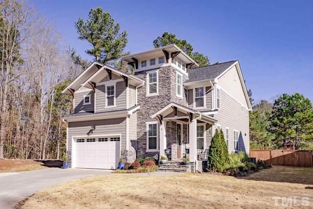 6 Piney Ridge Court, Durham, NC 27712 (#2361712) :: Classic Carolina Realty
