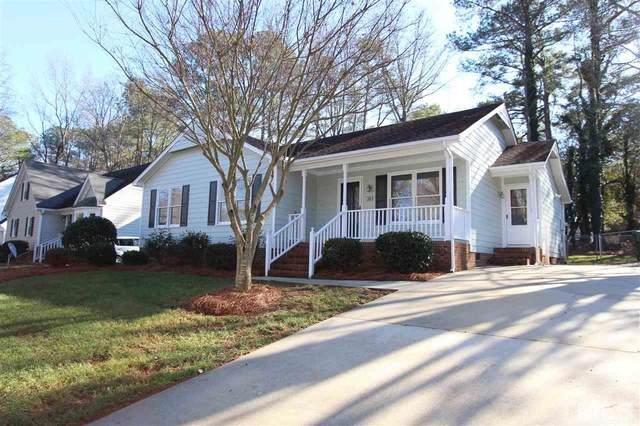 311 Trimble Avenue, Cary, NC 27511 (#2361724) :: Bright Ideas Realty