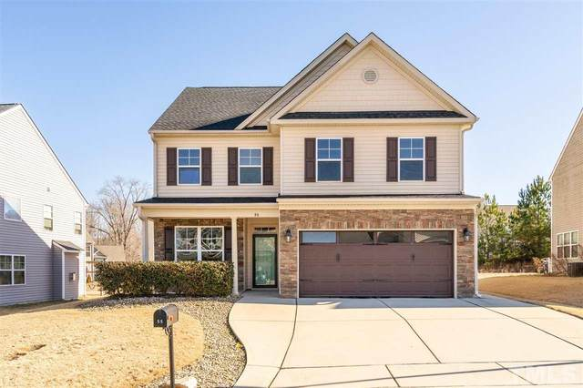 55 Sunflower Way, Clayton, NC 27527 (MLS #2361731) :: On Point Realty