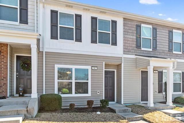 100 Stratford Lakes Drive #382, Durham, NC 27713 (#2361732) :: Triangle Top Choice Realty, LLC