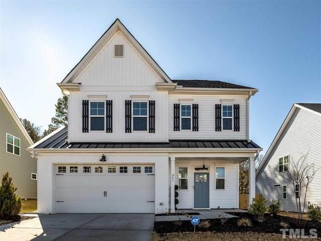 361 Joyner Bluff Drive, Wake Forest, NC 27587 (#2361738) :: Classic Carolina Realty