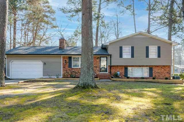 1802 Oak, Apex, NC 27502 (#2361756) :: RE/MAX Real Estate Service