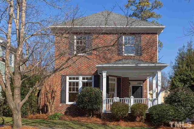 302 Parkview Crescent, Chapel Hill, NC 27516 (#2361765) :: Classic Carolina Realty