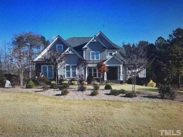 270 Rivers Edge Drive, Youngsville, NC 27596 (#2361774) :: Real Properties