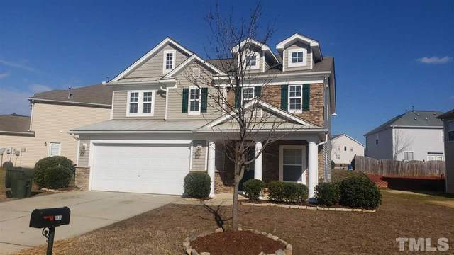 6131 Paducah Drive, Raleigh, NC 27610 (#2361788) :: Marti Hampton Team brokered by eXp Realty