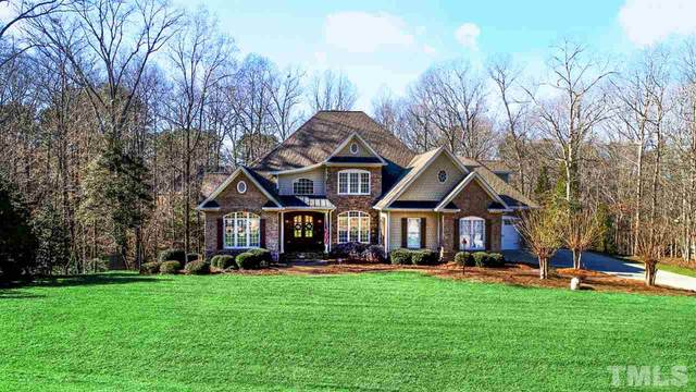 105 Braewynds Lane, Holly Springs, NC 27540 (#2361793) :: Sara Kate Homes