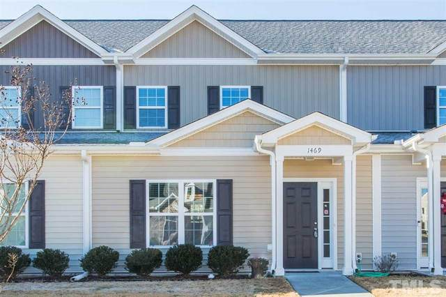 1469 Quail Circle, Creedmoor, NC 27522 (#2361801) :: Triangle Top Choice Realty, LLC