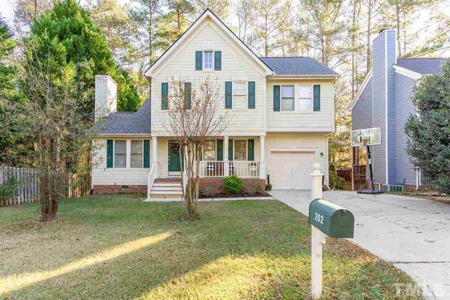 202 Iron Hill Drive, Cary, NC 27519 (#2361803) :: The Perry Group