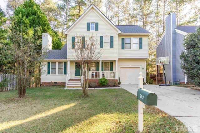 202 Iron Hill Drive, Cary, NC 27519 (#2361803) :: Classic Carolina Realty