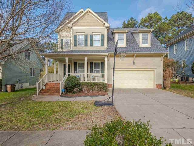1161 Trentini Avenue, Wake Forest, NC 27587 (#2361839) :: Real Properties