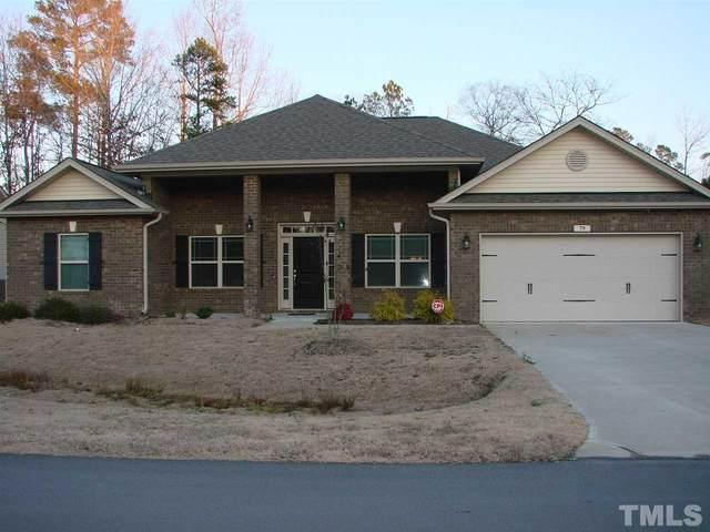 79 Parkside Drive, Lillington, NC 27546 (#2361842) :: The Jim Allen Group