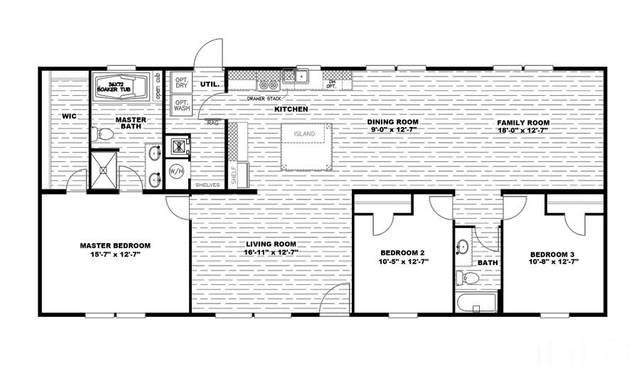 6612 Woodlawn Drive, Oxford, NC 27565 (#2361862) :: Sara Kate Homes