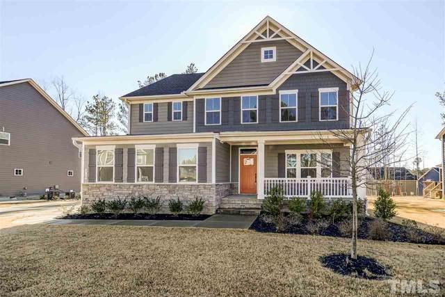 3729 Jordan Shires Drive, New Hill, NC 27562 (#2361867) :: Real Properties