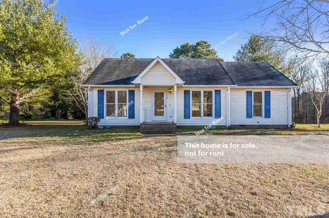 18 Richmond Drive, Archer Lodge, NC 27527 (#2361870) :: Triangle Just Listed