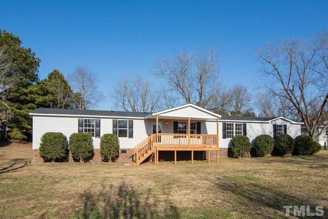 370 Raeford Road, Angier, NC 27501 (#2361908) :: Triangle Just Listed