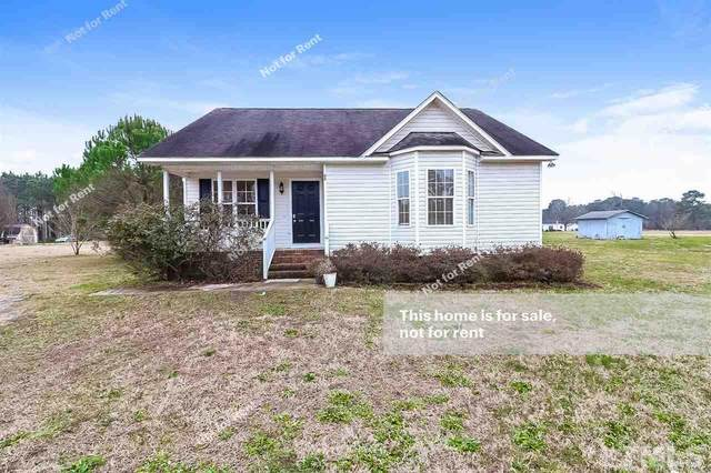 64 Winesap Lane, Wendell, NC 27591 (#2361913) :: Triangle Just Listed