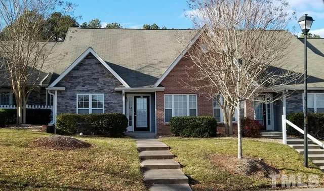 11301 Clubhaven Place #101, Raleigh, NC 27617 (#2361925) :: The Perry Group