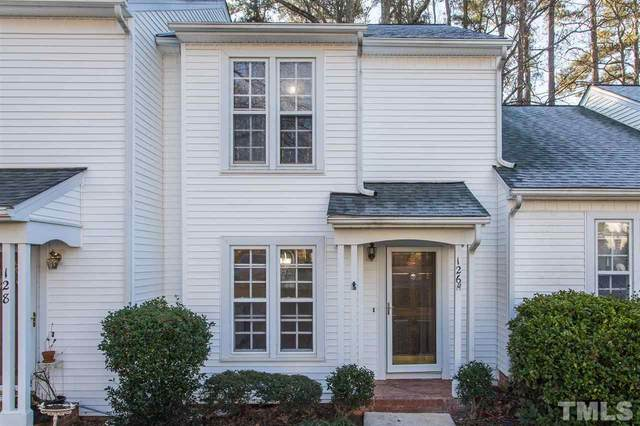 126 Greenmont Lane, Cary, NC 27511 (#2361938) :: The Jim Allen Group