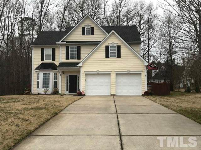 9608 Burge Court, Wake Forest, NC 27587 (#2361954) :: Real Properties
