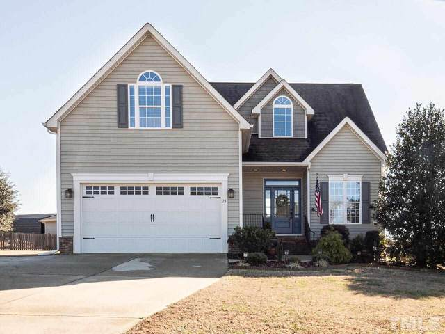 21 Pleasant Lane, Willow Spring(s), NC 27592 (#2361960) :: Triangle Just Listed
