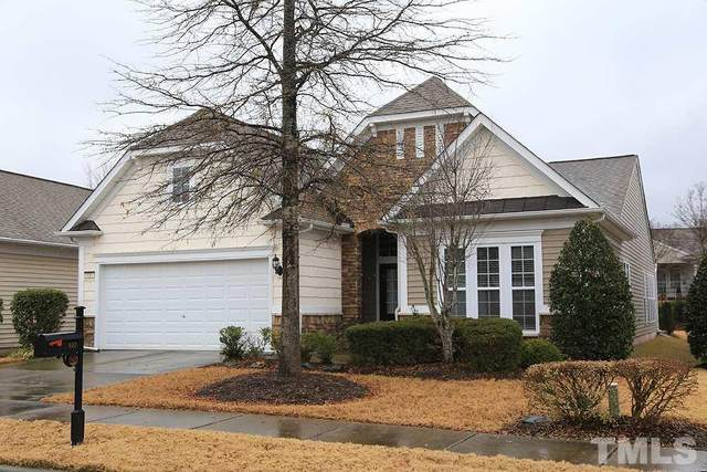 810 Footbridge Place, Cary, NC 27519 (#2361962) :: Real Properties