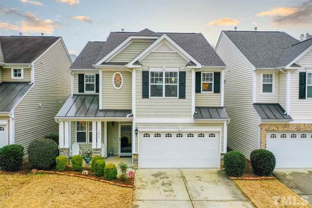 7606 Cagle Drive, Raleigh, NC 27617 (#2361964) :: Triangle Just Listed