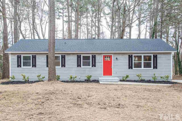 6213 Garrett Road, Raleigh, NC 27606 (#2361974) :: M&J Realty Group