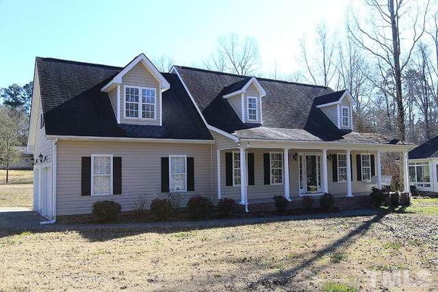 101 Oak Road, Butner, NC 27509 (#2361977) :: Triangle Just Listed