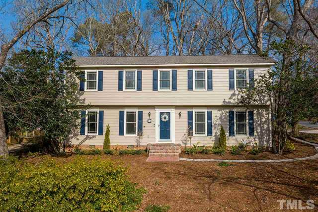500 Francisca Lane, Cary, NC 27511 (#2361989) :: Real Estate By Design