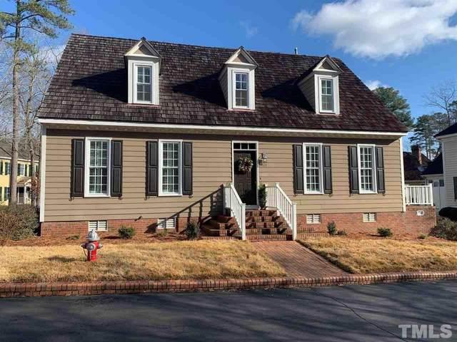 124 Palace Green, Cary, NC 27518 (#2361991) :: Sara Kate Homes