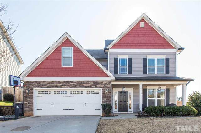 5717 Sarcelle Street, Holly Springs, NC 27540 (#2362020) :: Rachel Kendall Team