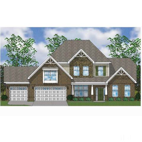 8109 Curina Lane Lot 553, Wake Forest, NC 27587 (#2362032) :: Real Properties