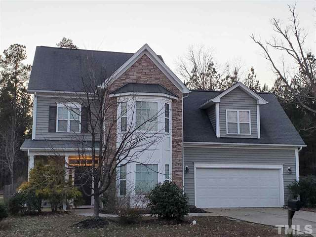 1140 Dexter Ridge Drive, Holly Springs, NC 27540 (#2362037) :: Sara Kate Homes