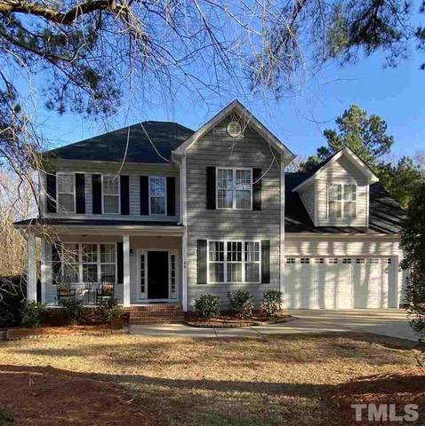 88 Hawks Nest Circle, Smithfield, NC 27577 (#2362046) :: Real Estate By Design