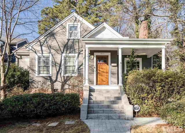 1511 Cherokee Drive, Raleigh, NC 27608 (#2362048) :: The Jim Allen Group