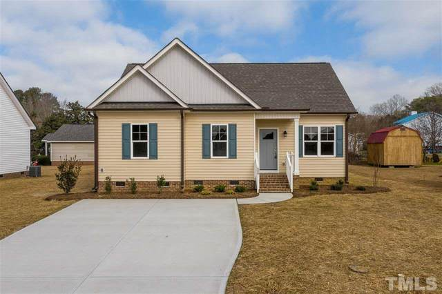 608 W Godwin Street, Dunn, NC 28334 (#2362064) :: Real Estate By Design
