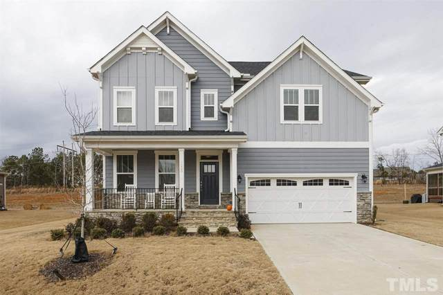 7229 Rex Road, Holly Springs, NC 27540 (#2362071) :: Rachel Kendall Team