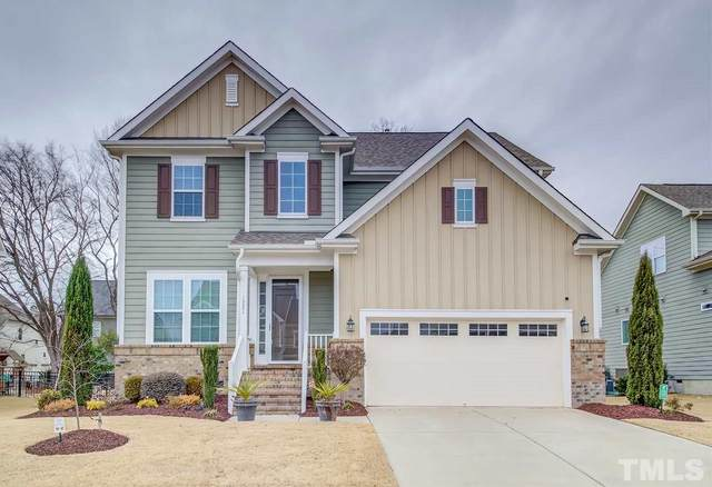 1221 Stonemill Falls Drive, Wake Forest, NC 27587 (#2362075) :: Sara Kate Homes