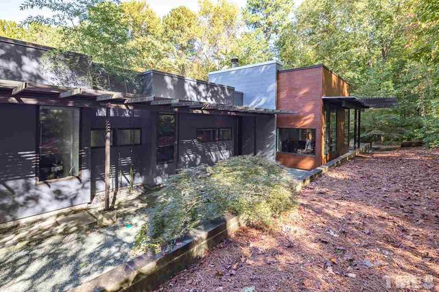 130 Cole Drive, Chapel Hill, NC 27516 (#2362079) :: Real Estate By Design