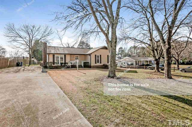 4124 Iverson Street, Raleigh, NC 27604 (#2362081) :: Real Estate By Design