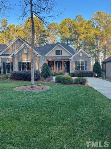 7440 Dunsany Court, Wake Forest, NC 27587 (#2362099) :: Real Properties