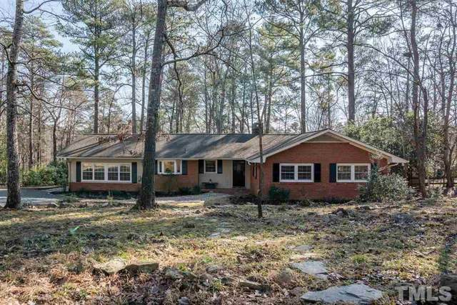 720 Shady Lawn Court, Chapel Hill, NC 27514 (#2362116) :: Real Estate By Design
