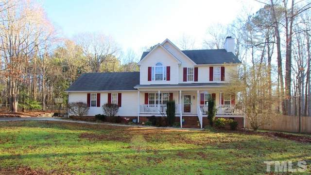 116 Walker Run Way, Selma, NC 27576 (#2362131) :: Steve Gunter Team