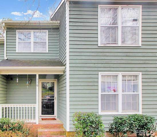 116 Shady Spring Place, Durham, NC 27713 (#2362159) :: The Jim Allen Group