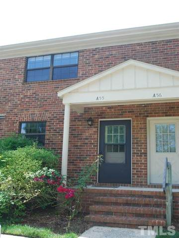 105 Fidelity Street A55, Carrboro, NC 27510 (#2362169) :: Raleigh Cary Realty