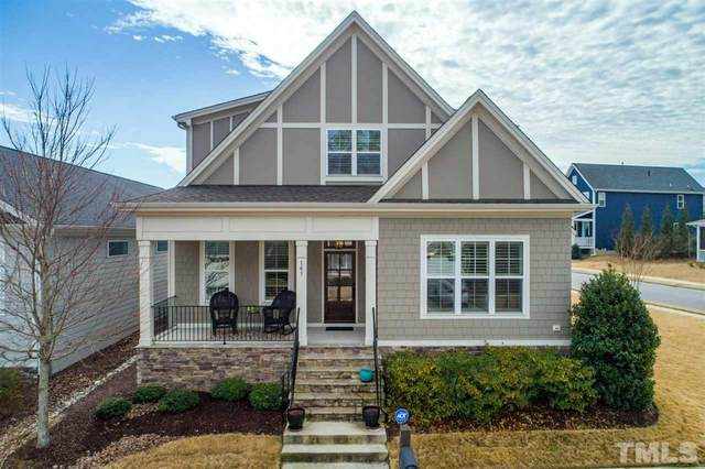 141 Old Piedmont Circle, Chapel Hill, NC 27516 (#2362180) :: The Jim Allen Group