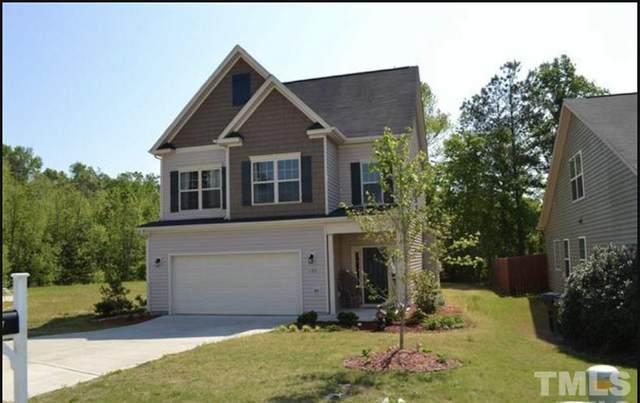137 Arbor Loop, Angier, NC 27501 (#2362202) :: Real Properties