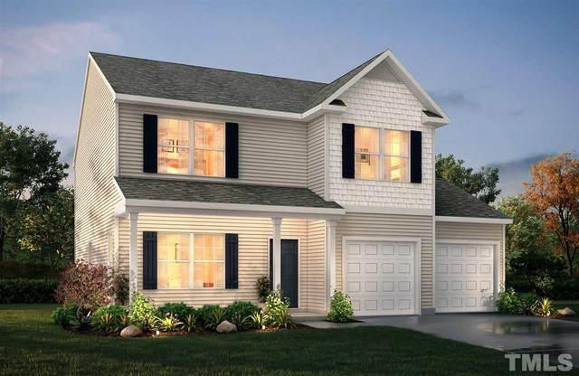77 Pineapple Place #21, Benson, NC 27504 (#2362209) :: Real Properties