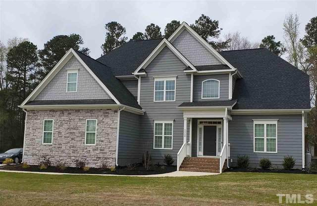 210 Meadow Lake Drive, Youngsville, NC 27596 (#2362216) :: Real Properties